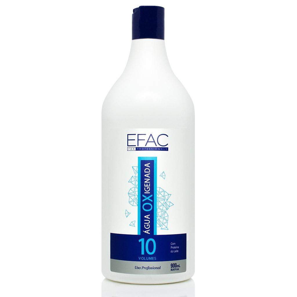 Água Oxigenada EFAC OX 10 Volumes - 900mL