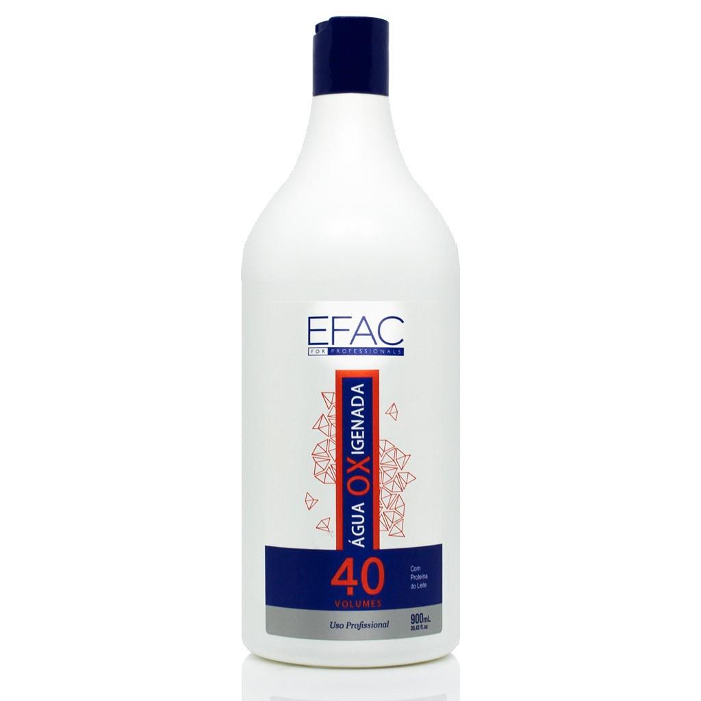 Água Oxigenada EFAC OX 40 Volumes - 900mL