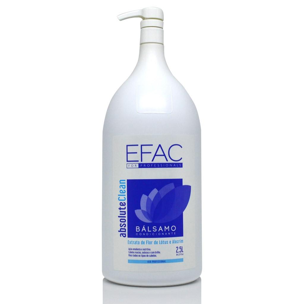 Bálsamo Condicionante EFAC Absolute Clean 2,5L