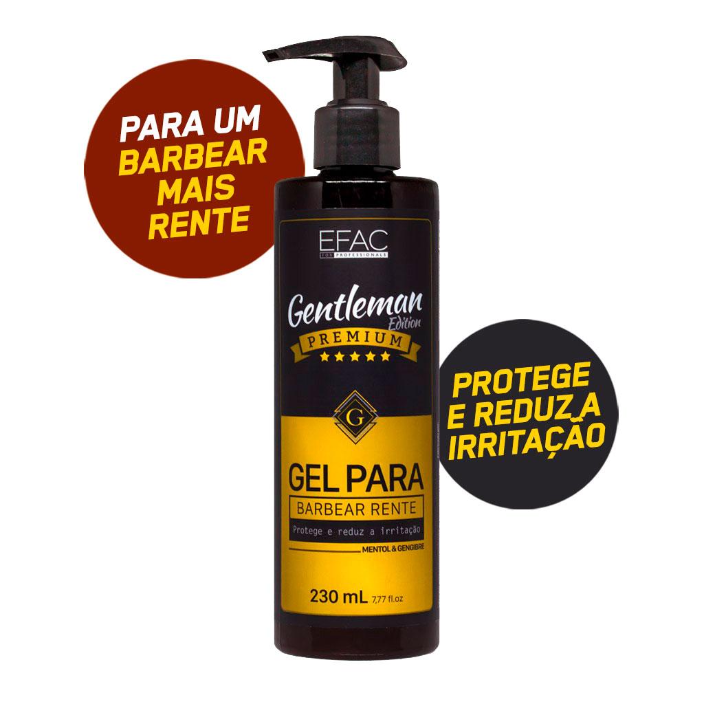 Gel para Barbear EFAC Gentleman Edition - 230mL