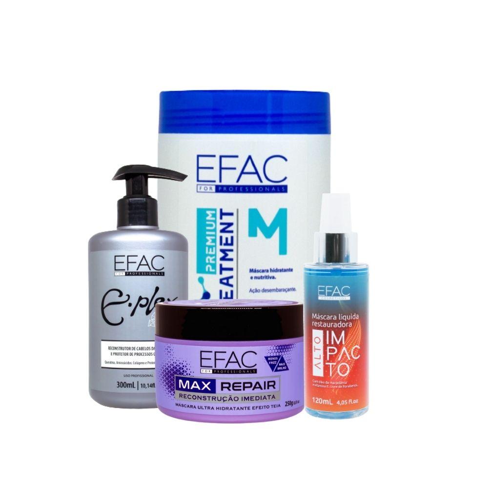 Kit de Tratamento Intensivo EFAC