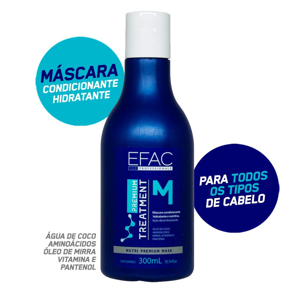 Máscara Condicionante EFAC Premium Treatment - 300mL