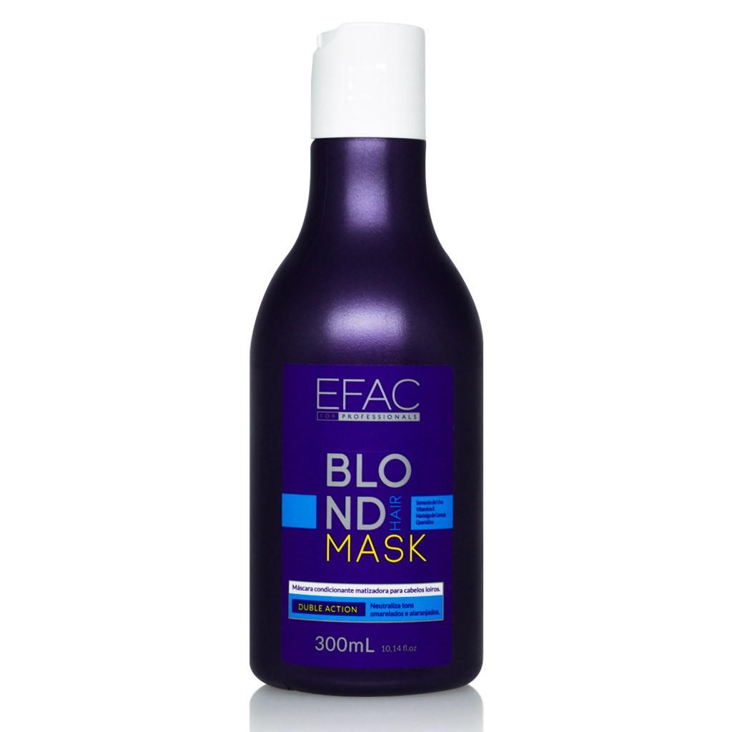 Máscara Blond Hair - Condicionante e Matizadora 300ml