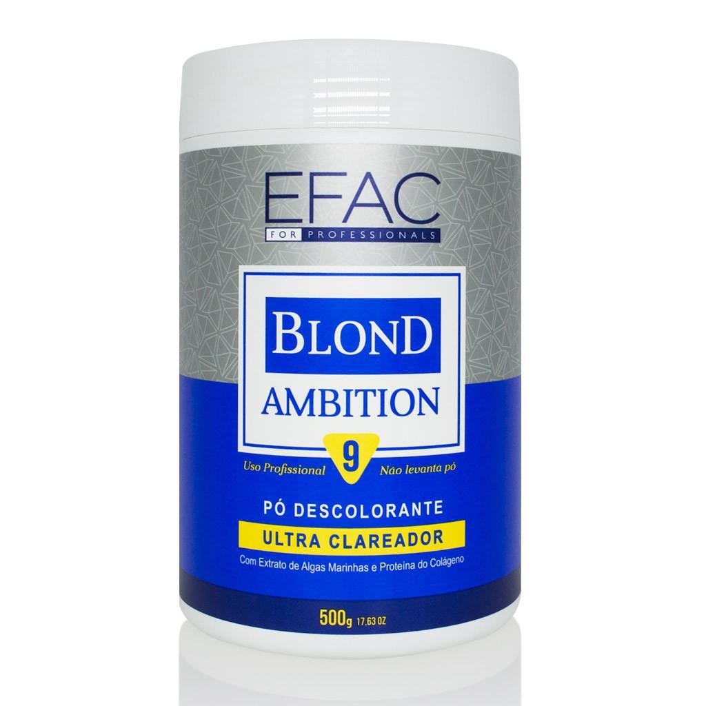 Pó Descolorante Blond Ambition - 500g