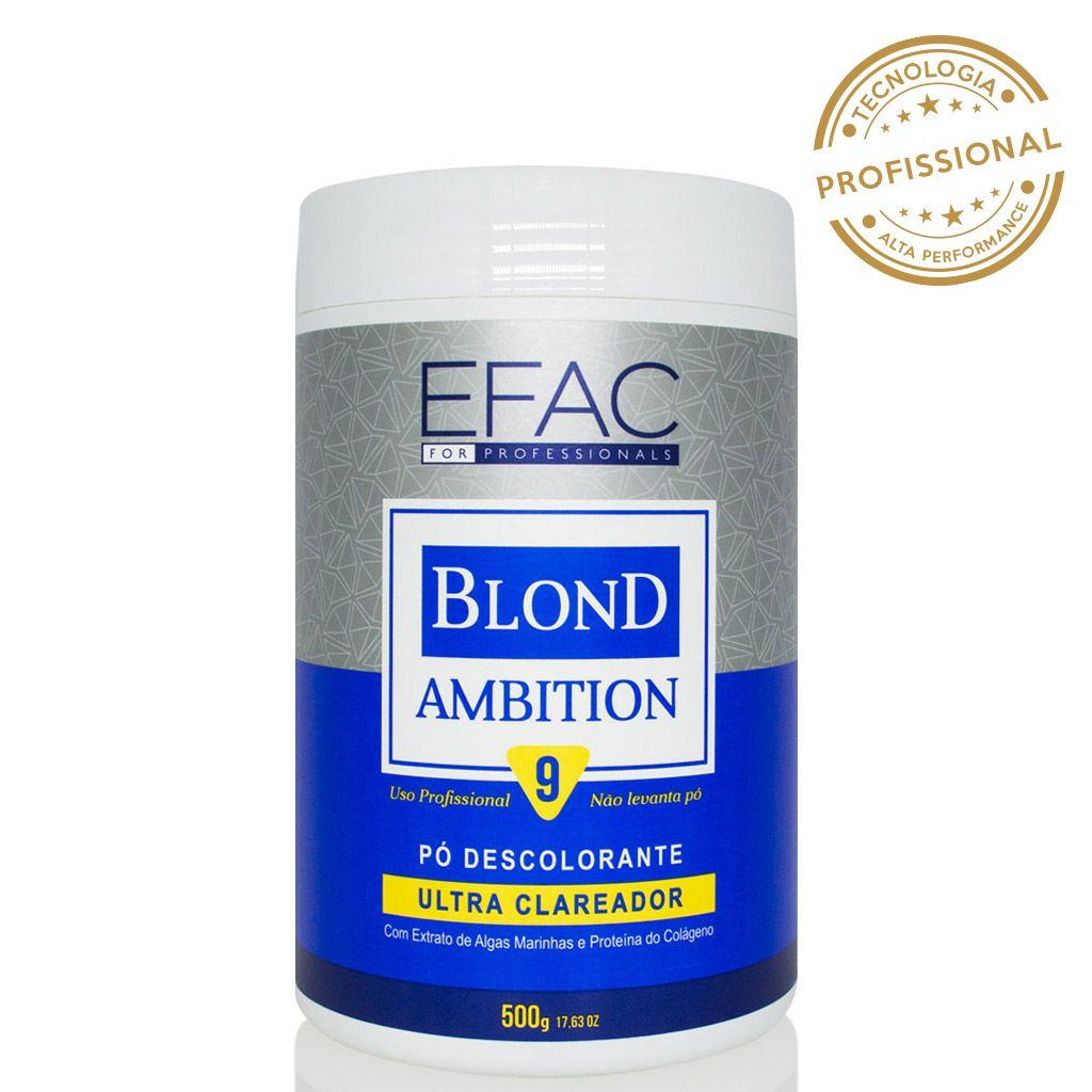 Pó Descolorante Blond Ambition 500g