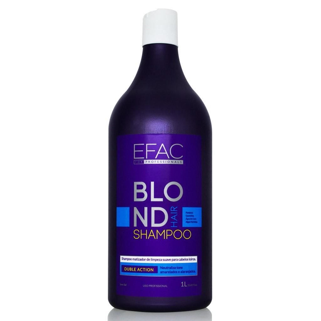Shampoo Matizador Blond Hair - 1L