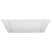 Luminária Painel Quadrado de embutir - 22cm