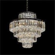 Lustre Bella Dijon 70x55 12 lampadas - Bella
