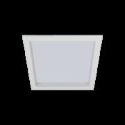Painel Led Embutir Recuado 40 x 40 32W  3000K - Romalux