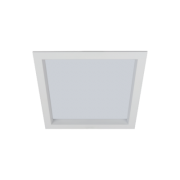 Painel Led Embutir Recuado 40 x 40 32W  4000K - Romalux