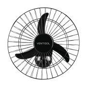 Ventilador Parede 3P Bivolt MT 50cm PT Premium