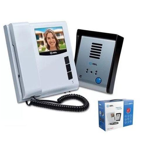 Interfone Vídeo Porteiro Light Sense 900201400