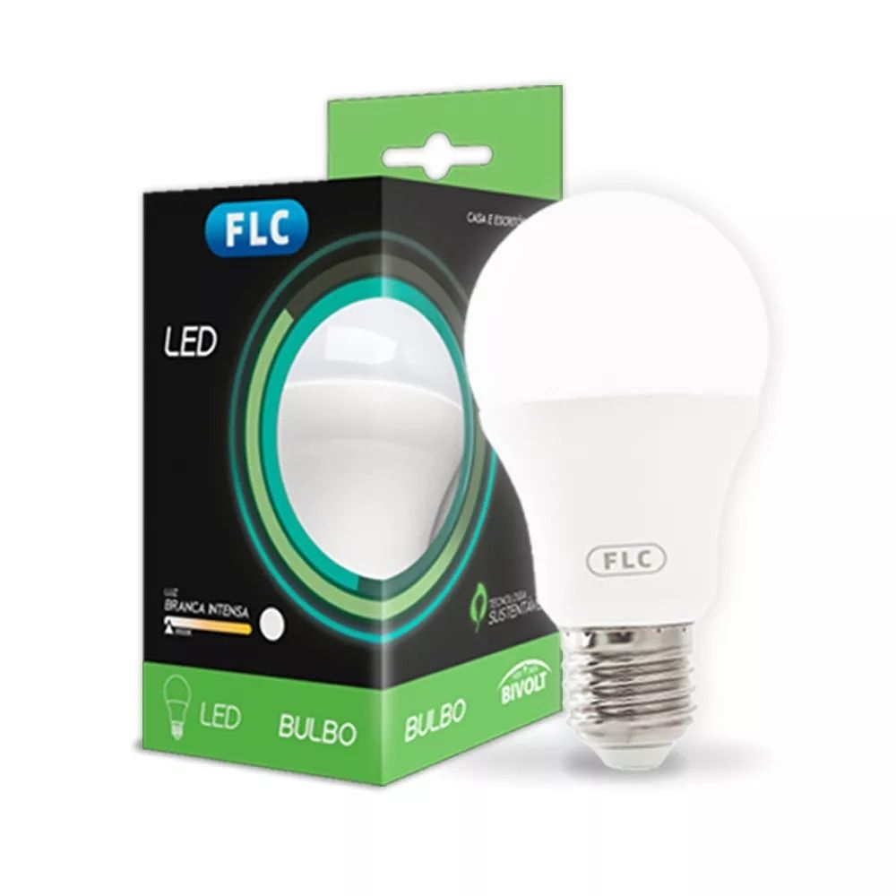 Lampada Led 9,8W A60 - FLC
