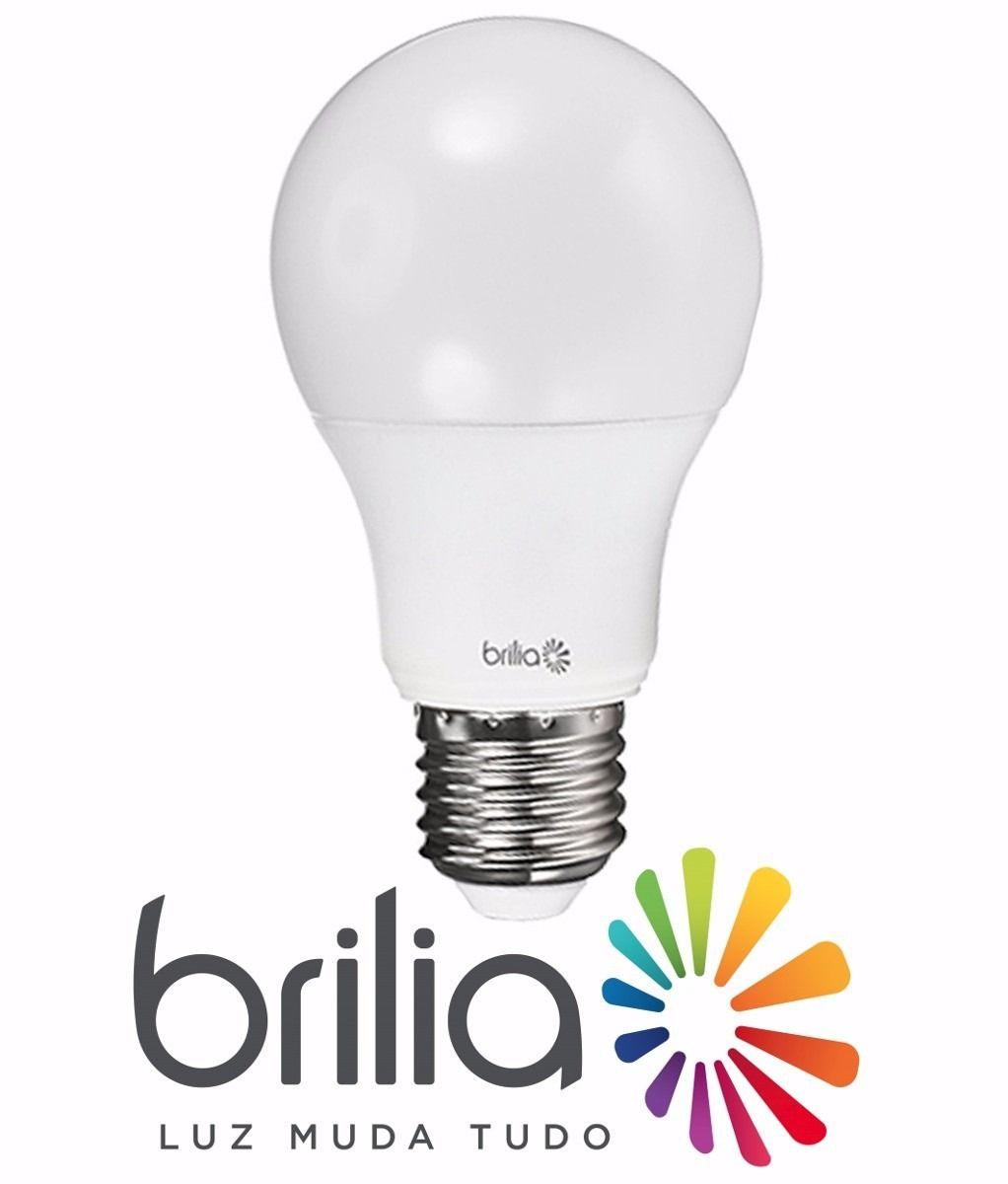 Lampada Led 9W A60 - Brilia