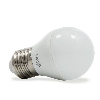 Lampada Led Mini Globo Bocal E-27