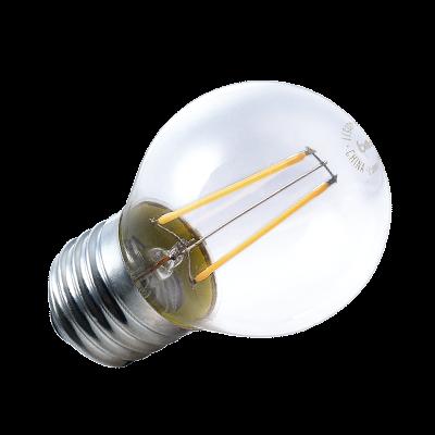 Lâmpada mini Filamento Retrô LED - Brilia