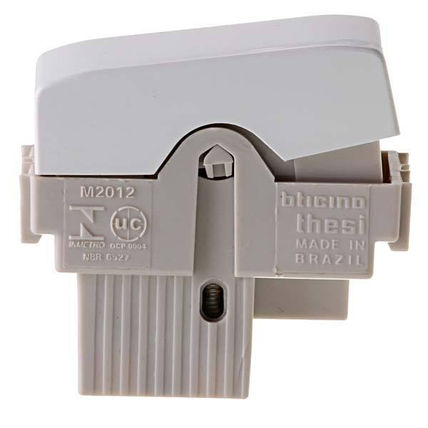 Módulo Interruptor de Intermediário 10A Branco Thesi Up Bticino