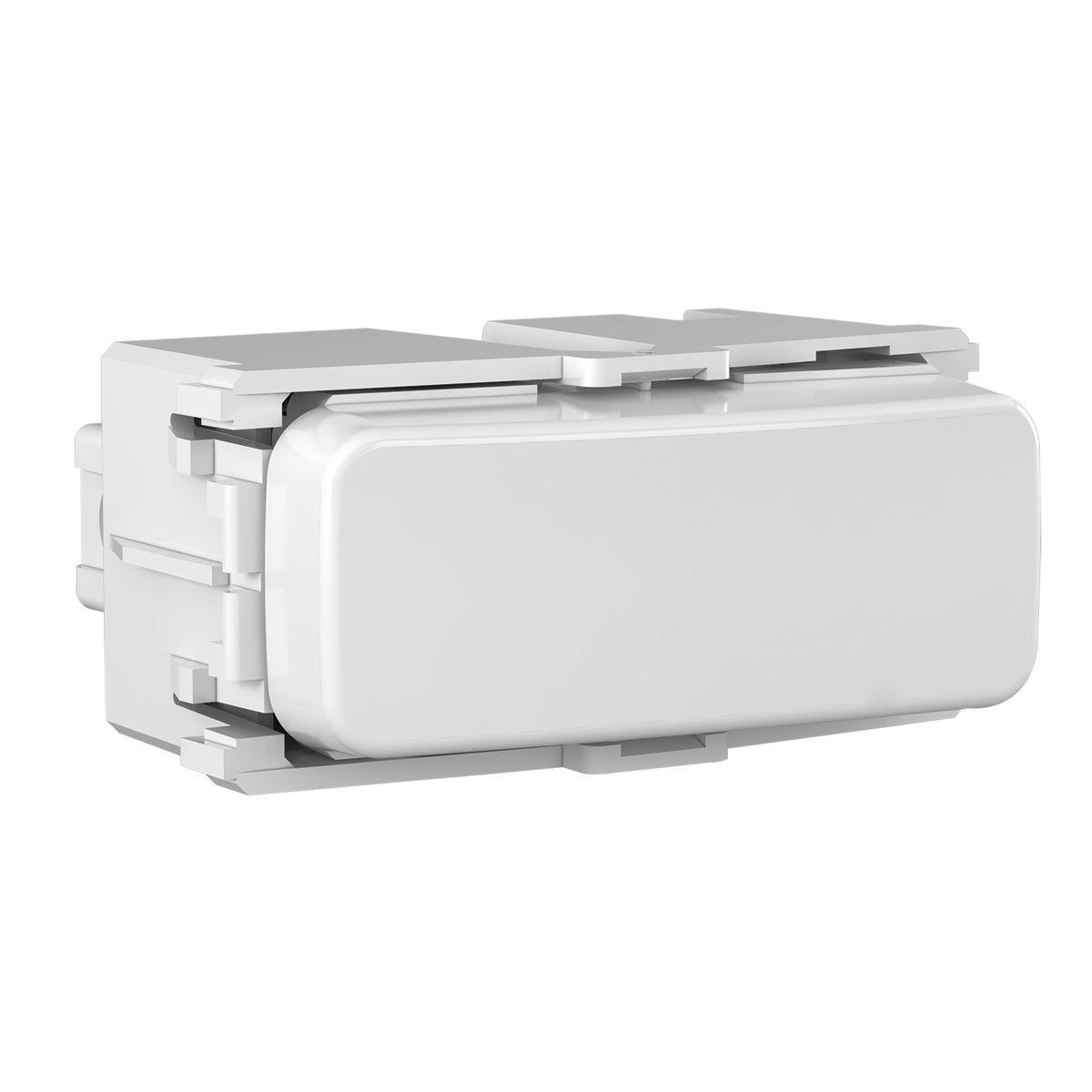 Modulo Interruptor Paralelo Linha Composé Branco - Weg