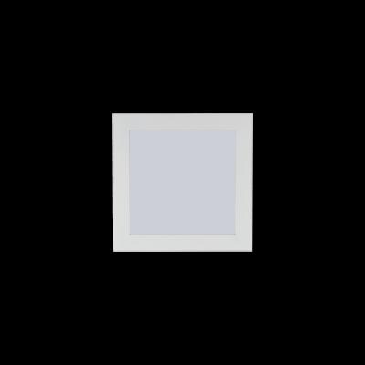 Painel Led Embutir Classic 20 x 20 16W  3000K - Romalux