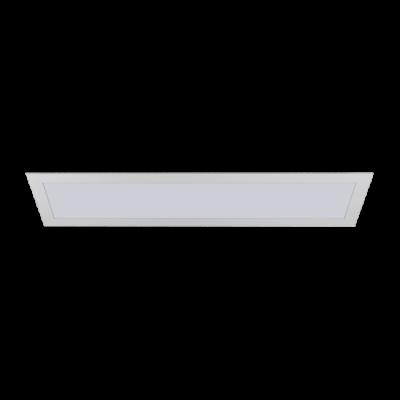 Painel Led Embutir Recuado 120 x 15 36W  4000K - Romalux