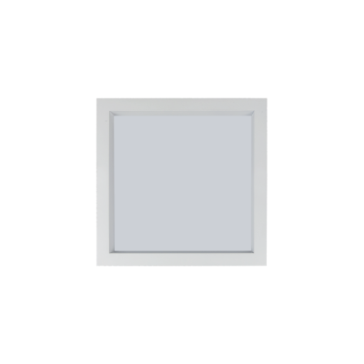 Painel Led Embutir Recuado 60 x 60 45W  3000K - Romalux