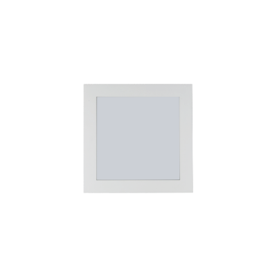 Painel Led Sobrepor Classic 20 x 20 16W  3000K - Romalux