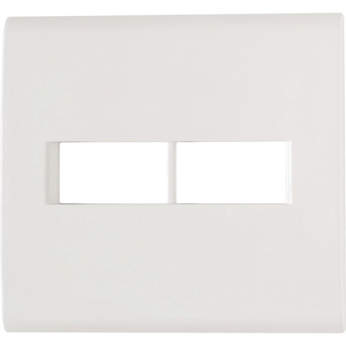 Placa 2 Postos - 4x4 - Tramontina