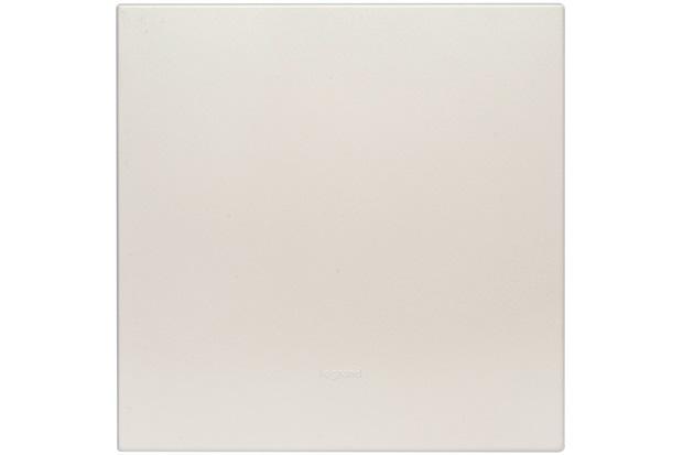 Placa Cega Arteor Pearl Alumínio 4x4