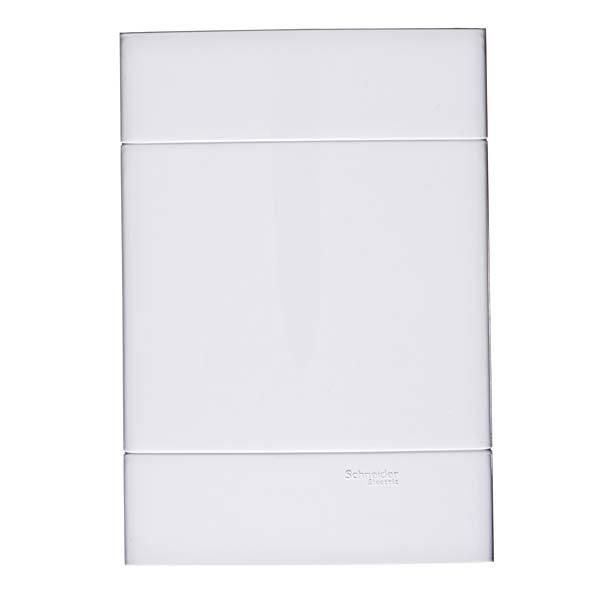 Placa sem Suporte 4x2 Branco Prime Decor Schneider