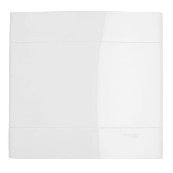 Placa sem Suporte 4x4 Branco Prime Decor Schneider