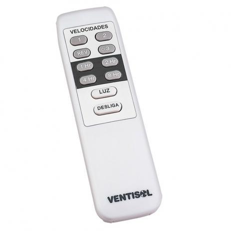 Ventilador de Teto 3 Pás Flow - Ventisol