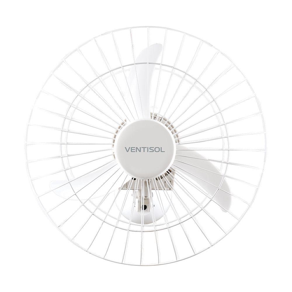 Ventilador Parede 3P Bivolt MT 60cm BR Grade BR Premium