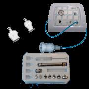 Equipamento Para Vácuoterapia / Endermologia + Caneta de Peeling de Diamante