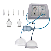 Equipamento Para Vácuoterapia / Endermologia + Pump UP 16cm