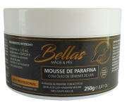 Mousse de Parafina - Bellas