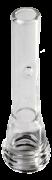 Ventosa Facial De Vidro Luneta 12mm  - Rede Dermato