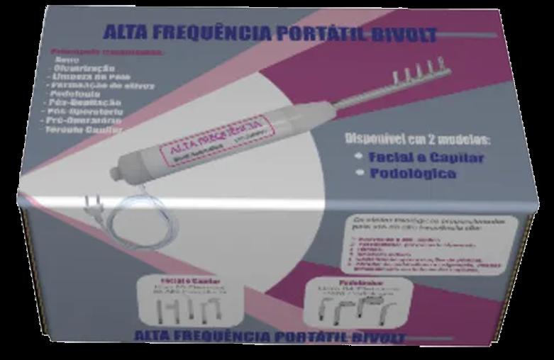 Alta Frequência /bivolt Tratamento Podológico