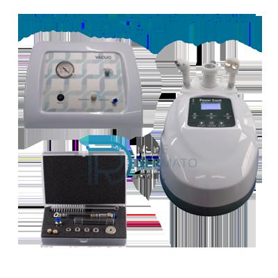 Combo Power Cavit Plus + Endermo + Kit Peeling