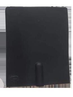 ELETRODO DE SILICONE 10 X 8 CM PARA ELETROTERAPIA