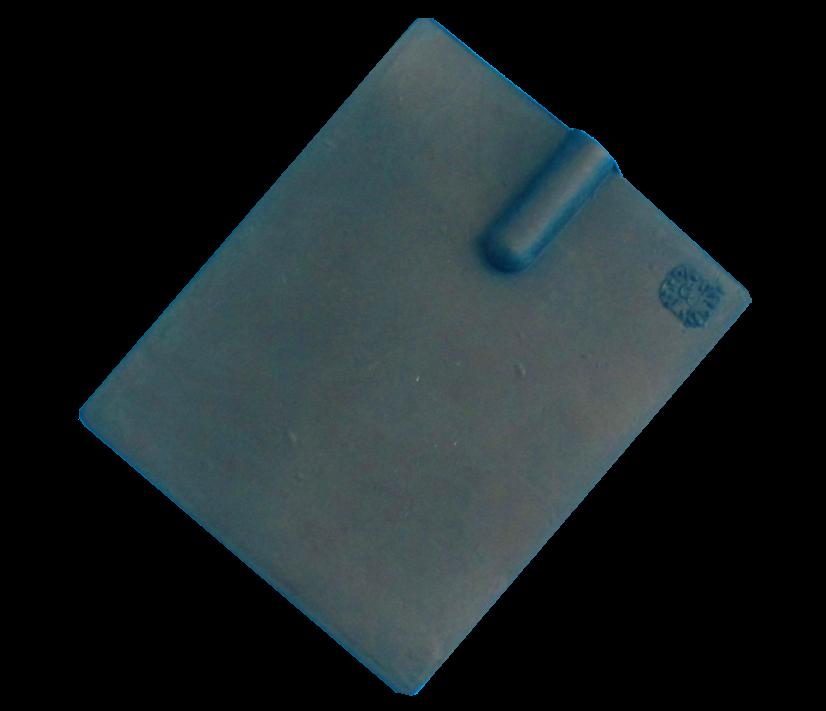 Kit com 4 Eletrodos de Silicone 8x10cm