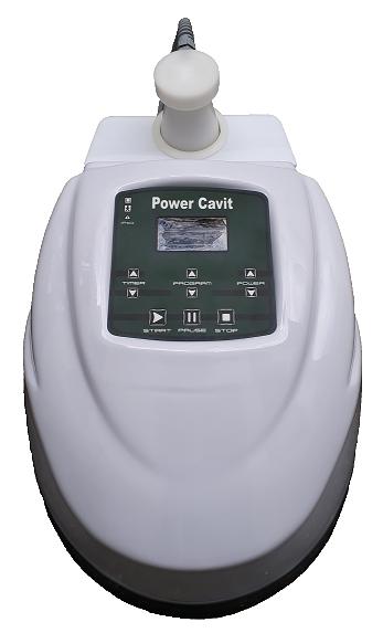 Power Cavit-Lipocavitação de 27Khz + RF Light-Radiofrequência de 1Mhz