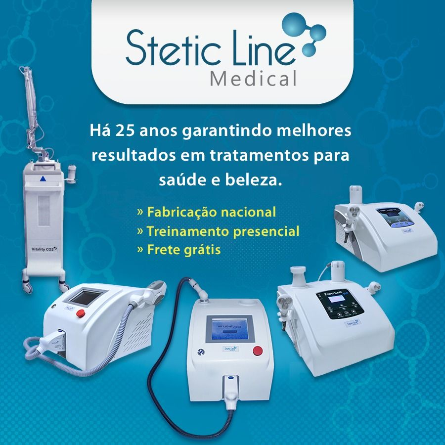 Skin Light Plus - Stetic Line Medical