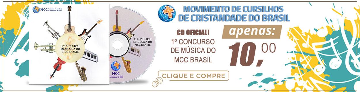 adquira agora seu cd com as músicas do mcc!