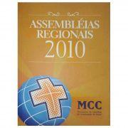 ASSEMBLEIAS REGIONAIS SUBSÍDIO AR. 2010