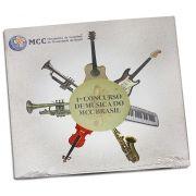 CD Primeiro Concurso de Musica do MCC brasil
