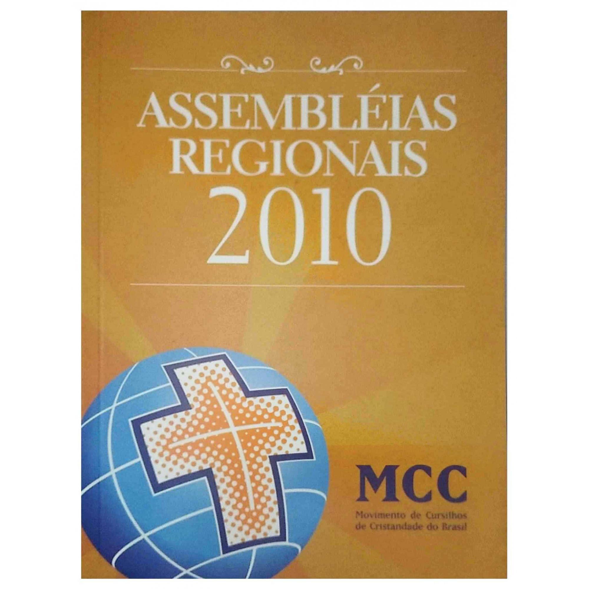 ASSEMBLEIAS REGIONAIS SUBSÍDIO AR. 2010  - Cursilho