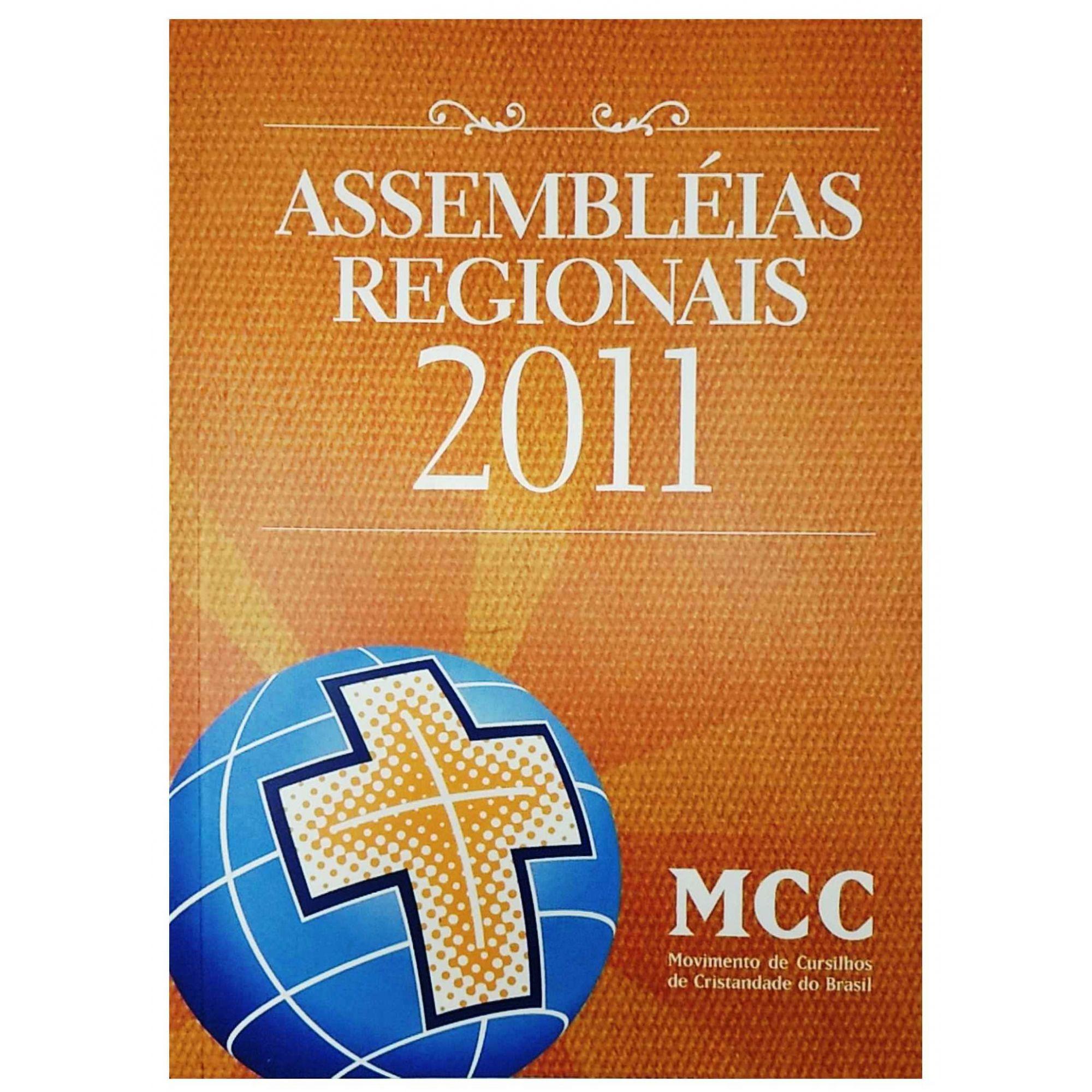 Assembleias Regionais Subsídio AR. 2011