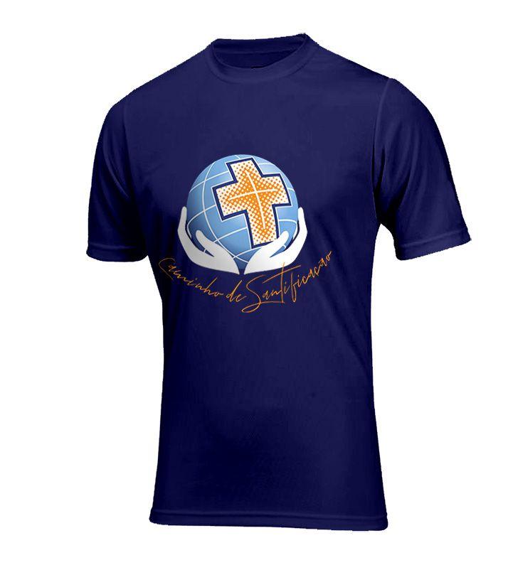 Camiseta Unissex - Caminho de Santificação