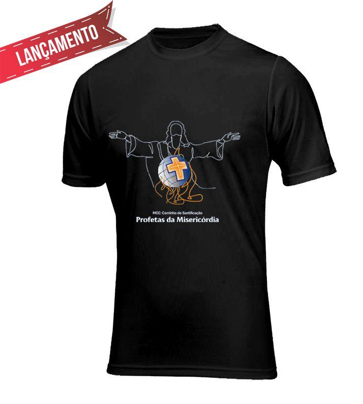 Camiseta Unissex - Profetas da Misericórdia