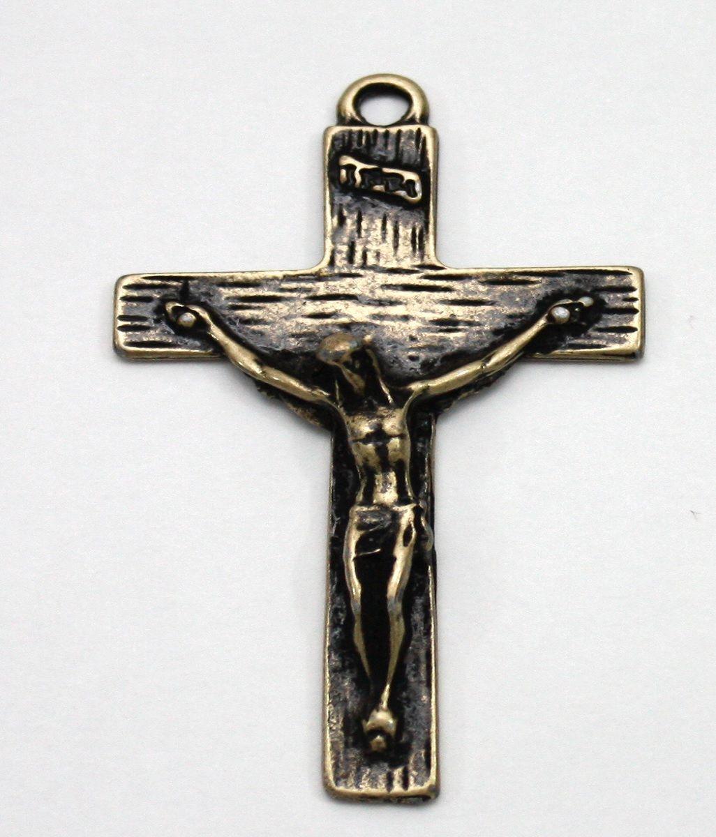 Crucifixo Médio Dourado